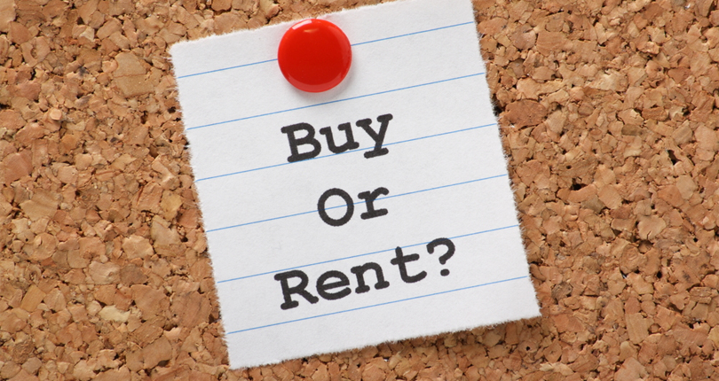 why does buying makes more sense than renting